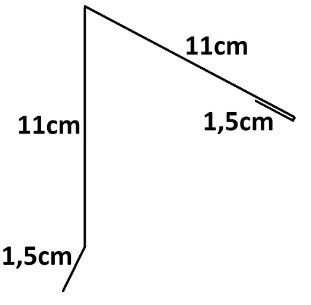 0054 gąsior na dach pulpitowy